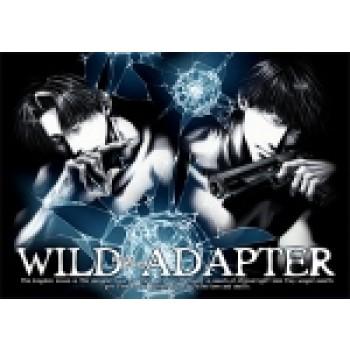 WILD ADAPTERブランケット