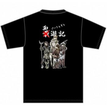 最遊記Tシャツ(西遊記) XL