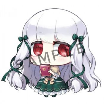 「乙女ゲームの破滅フラグ~」ゆーぽん先生ピンズ(ソフィア)