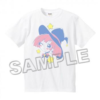 ゆるゆりTシャツ(ミラクるん)白
