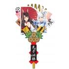 キャラクター熊手 アズールレーン(赤城&加賀)