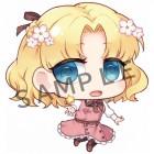 「乙女ゲームの破滅フラグ~」ゆーぽん先生ピンズ(マリア)